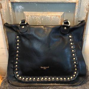 Cavalcanti genuine leather made in Italy handbag
